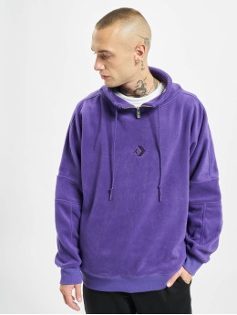 Converse Sweat & Pull Polar Fleece Archive pourpre