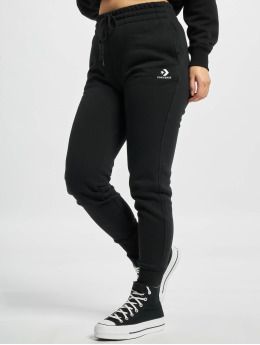 Converse Sweat Pant Embroidered Star Chevr black