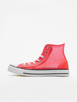 Converse Tøysko Tailor All Star Hi lyserosa