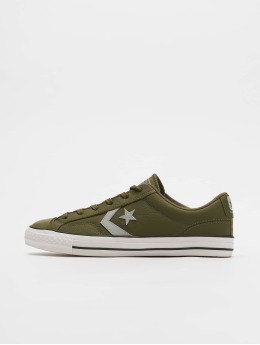 Converse Tøysko Star Player Ox oliven
