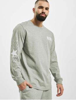 Converse T-Shirt manches longues All Star gris