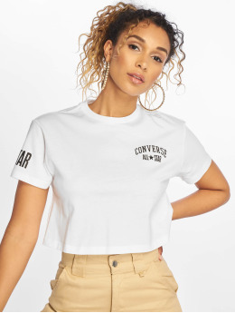 Converse t-shirt All Star wit