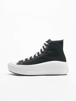 Converse Tennarit Chuck Taylor All Stars Move High musta