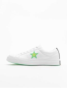 Converse Tennarit One Star Ox  valkoinen