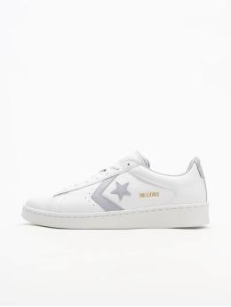 Converse Tennarit Pro Leather Ox valkoinen