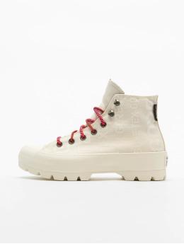 Converse Vapaa-ajan kengät Chuck Taylor All Star Lugged  beige