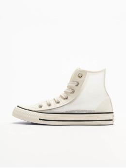 Converse Zapatillas de deporte Chuck Tailor All Star Hi blanco