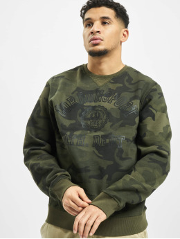 Cordon Pullover Johnny  camouflage
