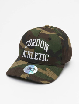 Cordon Snapback Caps Sport John camouflage