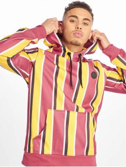 Criminal Damage Bluzy z kapturem Marley czerwony