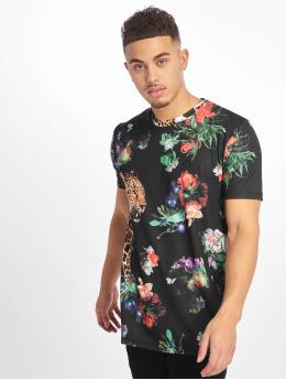 Criminal Damage Camiseta Javan  negro