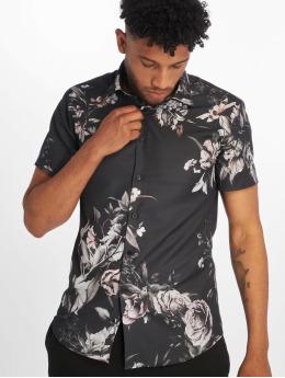 Criminal Damage Hemd Sinclair  schwarz