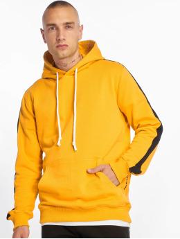 Criminal Damage Hoodie Carnaby yellow