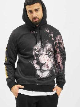 Criminal Damage Hoody Lion zwart