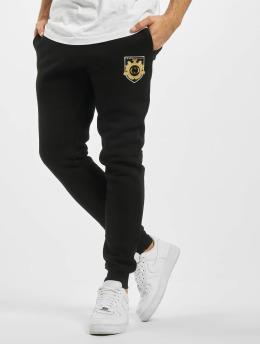 Criminal Damage Jogging kalhoty Shield čern