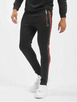 Criminal Damage Jogging kalhoty Wise čern