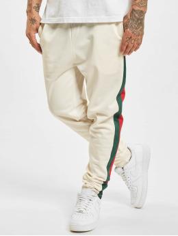 Criminal Damage Jogging kalhoty Cuccio bílý