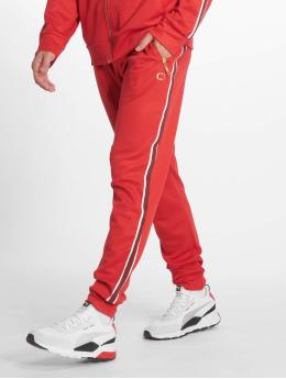 Criminal Damage joggingbroek Wise rood