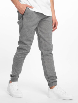 Criminal Damage Pantalon chino Henry gris