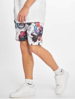 Criminal Damage Pantalón cortos Dominic  blanco
