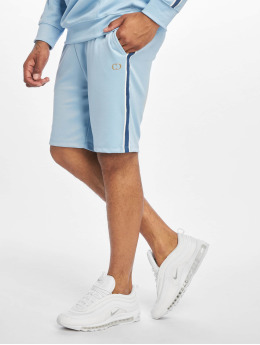 Criminal Damage shorts Wise blauw