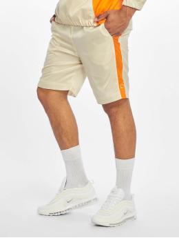 Criminal Damage Shorts Ash hvit