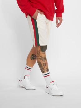 Criminal Damage Shorts Cuccio weiß