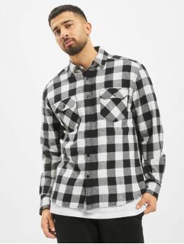 Criminal Damage Skjorter Jack Print  hvit