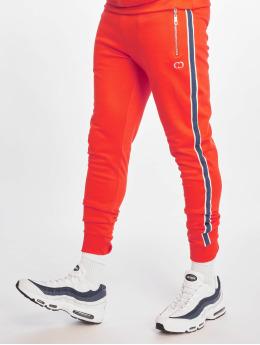 Criminal Damage Spodnie do joggingu Wise pomaranczowy