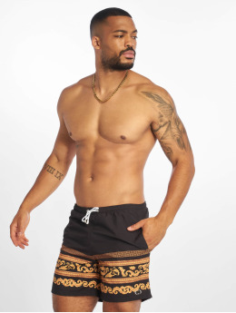 Criminal Damage Swim shorts Apollon black