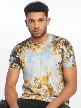 Criminal Damage T-Shirt Renaisance multicolore