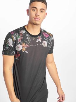 Criminal Damage T-Shirt Savanah noir