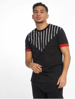 Criminal Damage T-Shirt Abbey noir