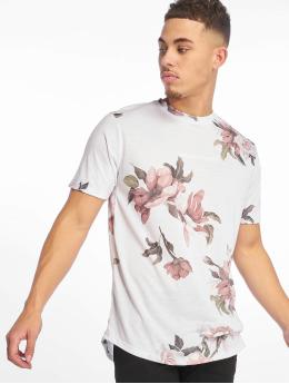 Criminal Damage Plaza T-Shirt Pink/Multi