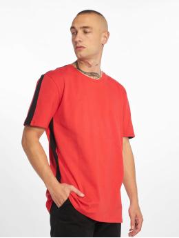 Criminal Damage T-Shirty Carnaby czerwony