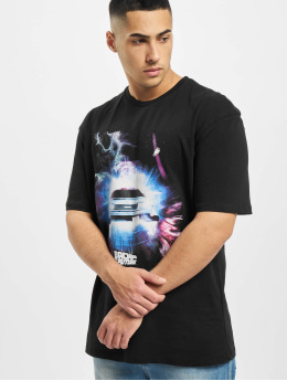 Criminal Damage T-skjorter Cd Space svart