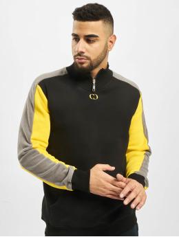 Criminal Damage trui Esteban  zwart