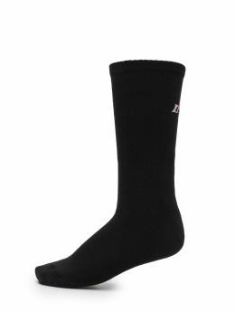 Daily Paper Socken Flint schwarz