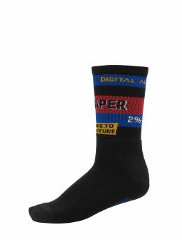 Daily Paper Socken Fad schwarz