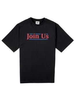 Daily Paper T-Shirt Doin schwarz