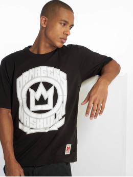 Damagers T-Shirt Chrome Killer black