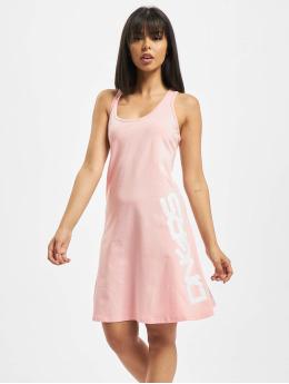 Dangerous DNGRS Šaty Tinker  růžový