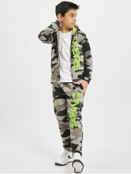 Dangerous DNGRS Anzug Classic Kids camouflage