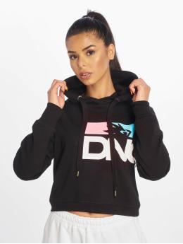 Dangerous DNGRS Bluzy z kapturem Base  czarny