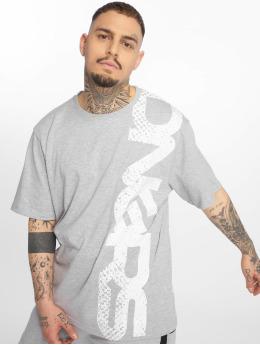Dangerous DNGRS Camiseta Classic gris