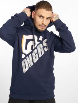Dangerous DNGRS Hoodies Brick blå
