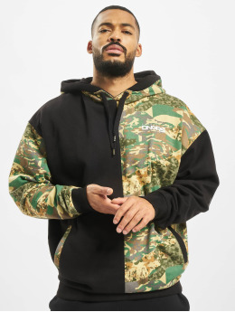 Dangerous DNGRS Hoodies Two-Face camouflage