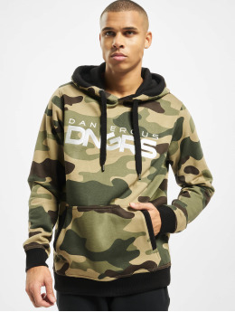 Dangerous DNGRS Hoodies Classic camouflage