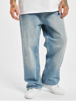 Dangerous DNGRS Jeans baggy Homie  blu