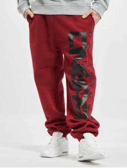 Dangerous DNGRS Jogging kalhoty Classic červený